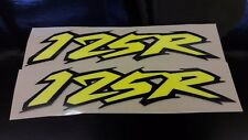 1996 HONDA CR 125 SWINGARM GRAPHICS, STICKERS DECALS