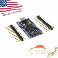 Pro Micro ATmega32U4 5V 16MHz Replaces ATmega328 Pro Mini Arduino Compatible