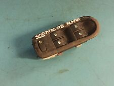 08 RENAULT SCENIC WINDOW CONTROL SWITCH 156018070E