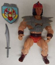 Sunco/Sewco Galaxy Fighter/Warriors MAGNON (Red Helm) - (MOTU KO / Size) 5""