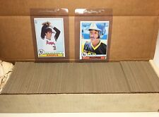1979 Topps complete set A (726 cards) Ozzie Smith RC, Rose, Ryan EX-NM