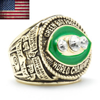 1967 Green Bay Packers Super Bowl Championship Ring NFL Champions Size 9-12 Mens
