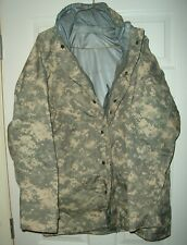 USGI ECWCS ACU Cold Weather Gore Tex Universal Camouflage Parka Small-Regular