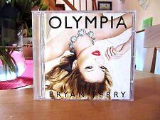 "Bryan Ferry   ""Olympia""    CD"