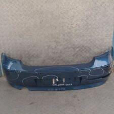 BMW 1 SERIES E87 Rear Bumper Trim Panel PDC Sydneyblau Sydney Blau Blue Metallic