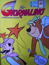 Giornalino n°17 1993  Leo Battaglia di Sergio Tarquinio  [G.302]