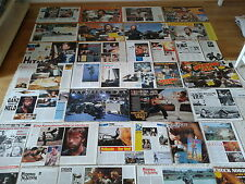 Riesige Sammlung   Berichte/Clippings   Chuck Norris Filme   Missing in Action