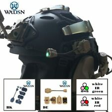 WADSN Tactical Tec MPLS3 Light Helmet Lamp Head Lamp For Hunting Paintball