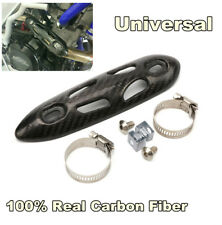 Motorcycle Dirt Street Exhaust Muffler Pipe Protection Heat Shield Cover Guard