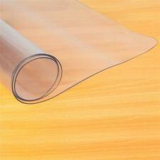 New PVC Matte Home-use Protective Mat for Floor Chair Transparent 47.36 x 35.35