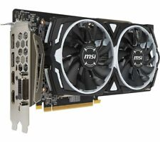 MSI Radeon RX 580 8 GB Armor OC Graphics Card - Currys