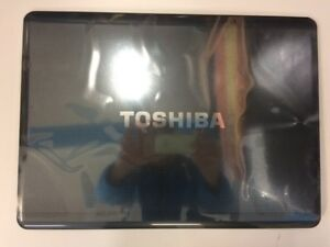 Toshiba Satellite P300 Series LCD Cover Assembly MC P/N: A000035870