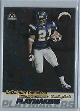 2002 Pacific Adrenaline LaDainian Tomlinson Playmakers (Chargers)  #18