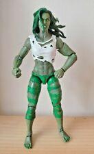 Marvel Legends Shehulk Action Figure fantastic 4 wave custom fodder action fig