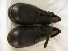 Doc Dr Martens Mens Brown Oxford Shoes Size 9 UK/10 US England Made