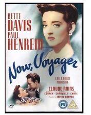 NOW VOYAGER BETTE DAVIS PAUL HENREID BRAND NEW AND SEALED UK REGION 2 DVD