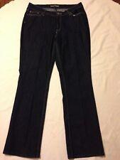 Ashley Stewart Boot cut Black Jeans women's size 16 (waist 38 inseam 33)