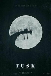 68983 Tusk Movie Michael Parks, Justin Long Wall Print POSTER UK