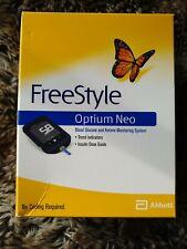 Freestyle Optium Neo Blood Glucose & Ketone Monitoring System Abbott