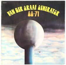 VAN DER GRAAF GENERATOR - '68 - '71 - France LP