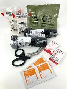 The Deuce - IFAK Molle Medic Pouch First Aid NAR Gen 7 CAT Combat Gauze Prepper