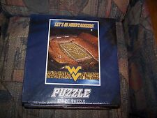 West Virginia Mountaineers puzzle