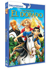 ROAD TO EL DORADO - DVD - REGION 2 UK