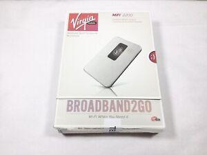 Virgin Mobile Broadband 2 Go MiFi 2200 Nationwide Sprint 3G Internet - TESTED
