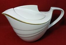 HUTSCHENREUTHER china MONDIAL pattern Teapot with Lid