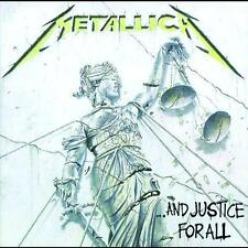 METALLICA - ...And Justice for All CD *NEW* 1988