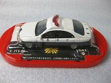 TOYOTA CROWN Police Diecast Car 1:72 NIB Rare Lawson Promo