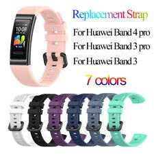 Armband Armband Armbänder Silikon Handgelenk Strap For Huawei Band 4 3 pro