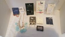 Mixed Jewelry Lot Shelf Pulls Missing Items Great Price
