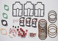 Lister-Petter TS3 Decoke/Head Gasket Set for a three cylinder 1900cc engine