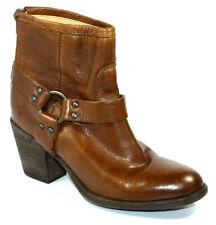 Frye Womens Boots Size 8B Tabitha Harness Brown