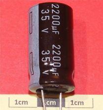 SAMSUNG ST RADIALE Condensatore Elettrolitico 2200µF 35V 105 ° C
