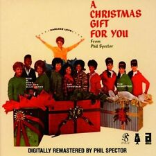 A Christmas Gift For You from Phil Spector CD The Ronettes Crystals Darlene Love