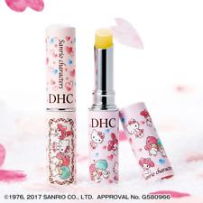 [DHC] SANRIO Moisturizing Lip Cream Balm My Melody Hello Kitty 1pc JAPAN NEW