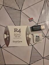 R4 R4i SDHC dual-core 2021 nintendo DS/3DS/2DS + SD 16 Go avec jeux + adapt USB