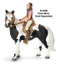 Schleich 42057 Riding Tack Set Blanket and Rider for Horse - NIP