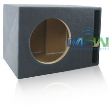 "13½"" W7 CUSTOM-PORTED MDF SUBWOOFER ENCLOSURE BOX for JL AUDIO® 13W7 13W7AE SUB"