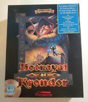Betrayal at Krondor - Riftwar Legacy (PC, 1993)