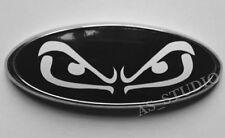 2x Ford 150x60mm Emblem Pflaume Folie(126x48) Mondeo Fiesta Focus Ka Böser Blick