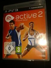 * PLAYSTATION 3 GAME * EA SPORTS ACTIVE 2 * PS3