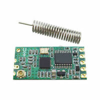 HC-11 433Mhz Wireless to TTL CC1101 Module V1.9 Replace Bluetooth HC11