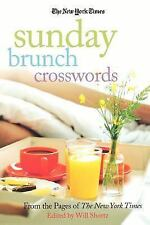 The New York Times Sunday Brunch Crosswords: From the Pages of the New York Time