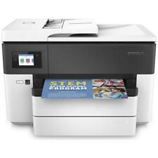 HP Stampante Multifunzione OfficeJet Pro 7730 Inkjet a Colori A3 Stampa Copia Sc