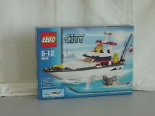 LEGO ®city vissersboot 4642