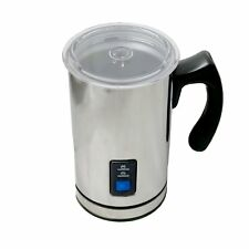 NEW! Stainless Steel Electric Milk Frother and Warmer Coffee Foamer