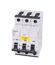 Siemens 5sy4325-7 5sy43 mcb c25